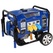 Ford FG7750PE Electric Start Petrol Generator 6.5kw